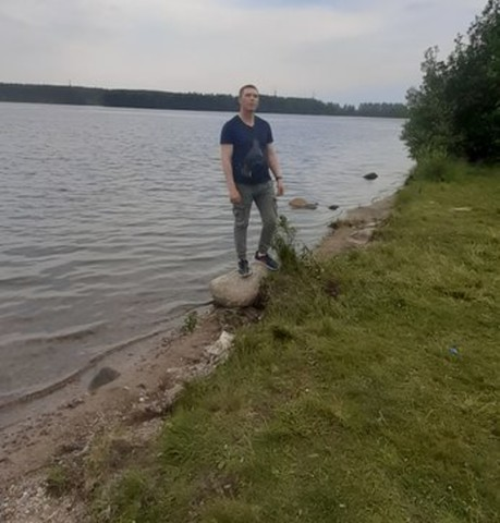 Парни в Сегеже: Виталий Русецкий, 34 - ищет девушку из Сегежи