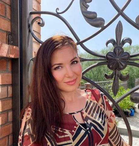 Девушки в Екатеринбурге: Инна, 37 - ищет парня из Екатеринбурга