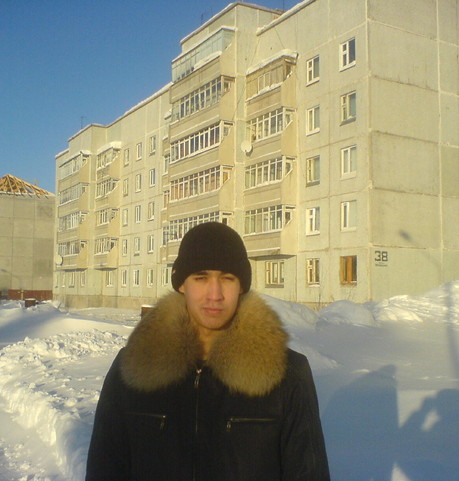 Парни в Муравленко: Вадим, 34 - ищет девушку из Муравленко