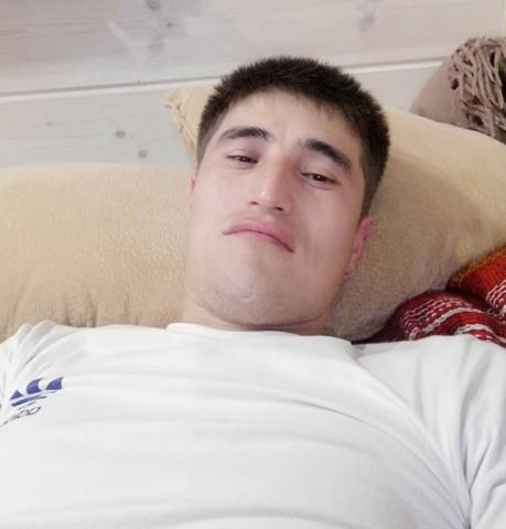Парни в Санкт-Петербурге: Жамолбек, 33 - ищет девушку из Санкт-Петербурга