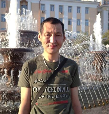 Парни в Улан-Удэ: Володя, 44 - ищет девушку из Улан-Удэ
