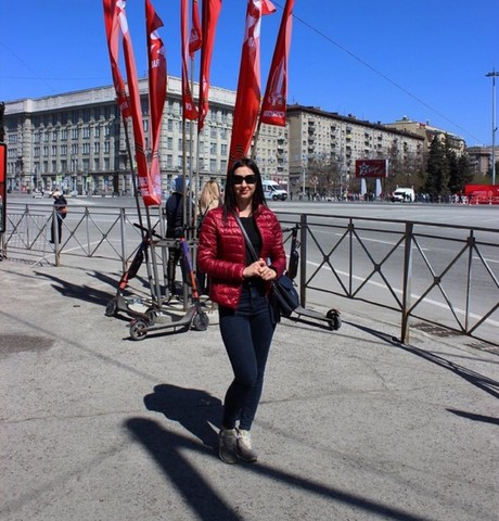 Девушки в Новосибирске: Екатерина, 29 - ищет парня из Новосибирска
