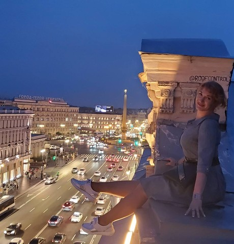 Девушки в Санкт-Петербурге: Инга, 40 - ищет парня из Санкт-Петербурга
