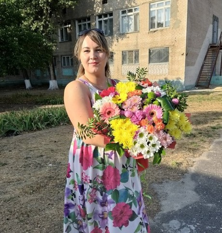 Девушки в Волгограде: Елена, 35 - ищет парня из Волгограда
