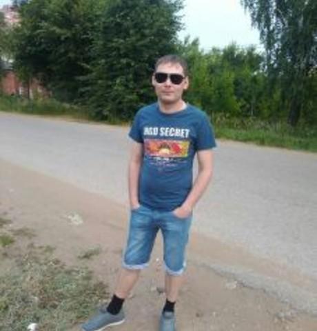 Парни в Саранске: Альберт Наговицын, 32 - ищет девушку из Саранска