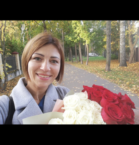 Девушки в Санкт-Петербурге: Наталья, 35 - ищет парня из Санкт-Петербурга