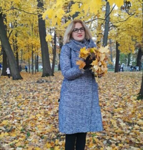 Девушки в Санкт-Петербурге: Юлия, 35 - ищет парня из Санкт-Петербурга