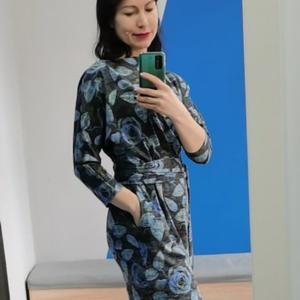 Елена, 44 года, Москва
