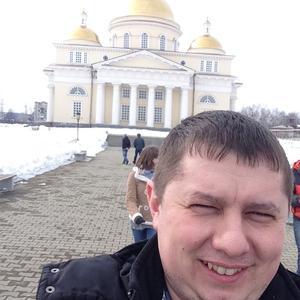 Владимир, 40 лет, Верхняя Пышма