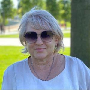 Ольга, 59 лет, Краснодар