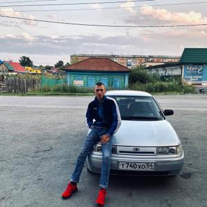 Дима, 25 лет, Барабинск