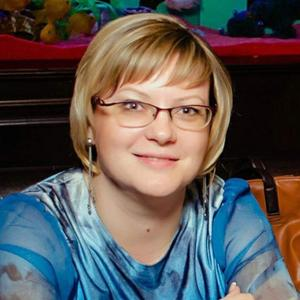 Анна, 41 год, Оренбург