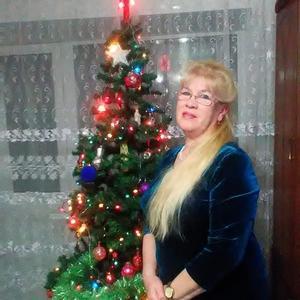 Лира, 64 года, Родники