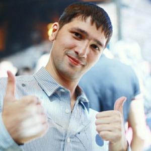 Андрей, 36 лет, Кировск