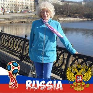 Надежда Шевченко, 62 года, Мурманск