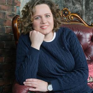 Анна, 37 лет, Москва