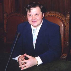 Роман, 46 лет, Москва