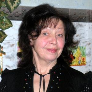 Галина Тераевич, 70 лет, Тверь