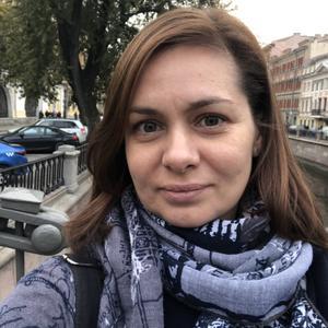 Svetlana, 41 год, Санкт-Петербург