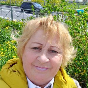 Людмила, 61 год, Санкт-Петербург