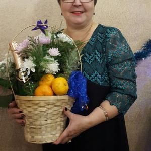 Татьяна, 63 года, Октябрьское