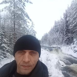 Андрей, 41 год, Кондопога