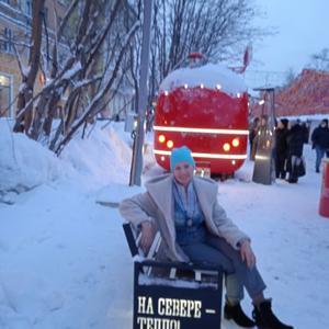 Любовь, 58 лет, Североморск