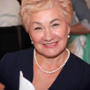 Роза, 65 лет, Казань