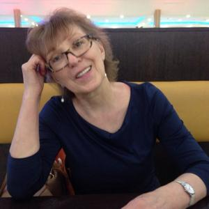 Екатерина, 66 лет, Санкт-Петербург